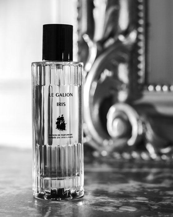 Parfum Iris Le Galion