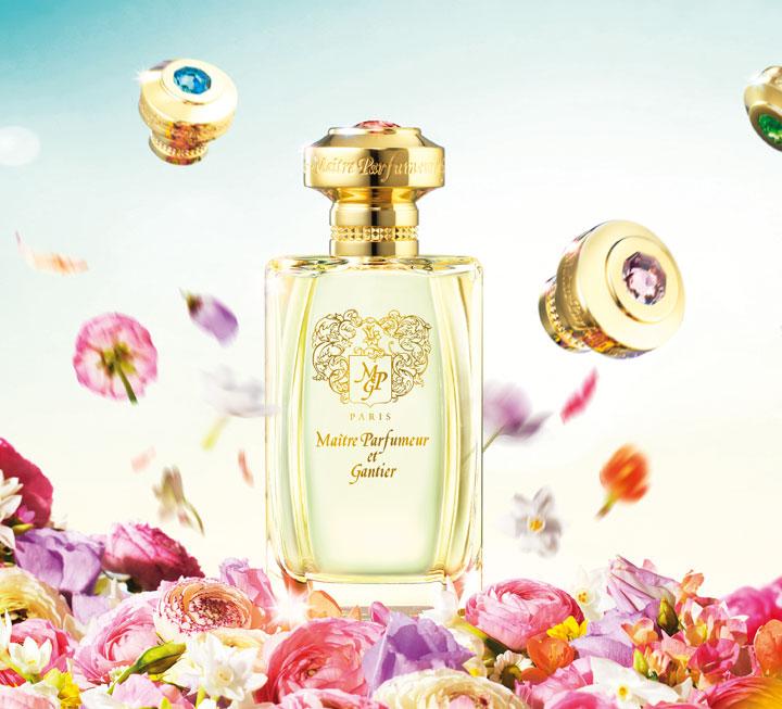 Parfums maitre parfumeur & gantier à la Majestueuse Bordeaux