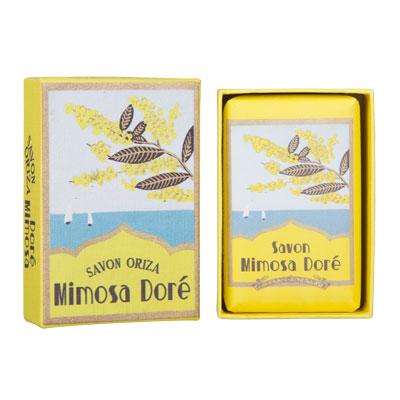 savon oriza legrand mimosa