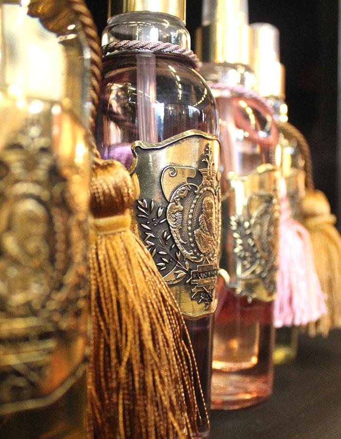 parfums Secret d'Apothicaire