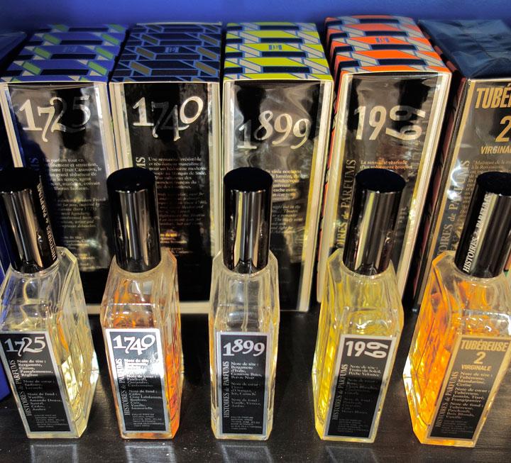 Histoires de parfum La majestueuse bordeaux
