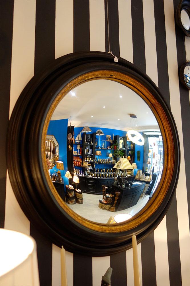 Miroir sorcière La Majestueuse Bordeaux