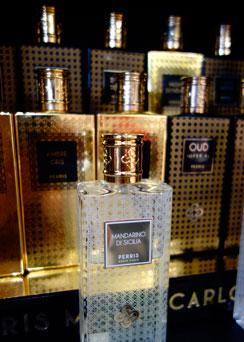 parfums rares la majestueuse bordeaux