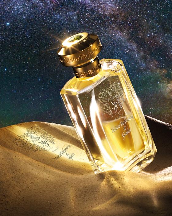 Parfum Ambre mythique Maitre parfumeur et gantier