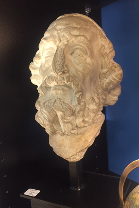 sculpture homere