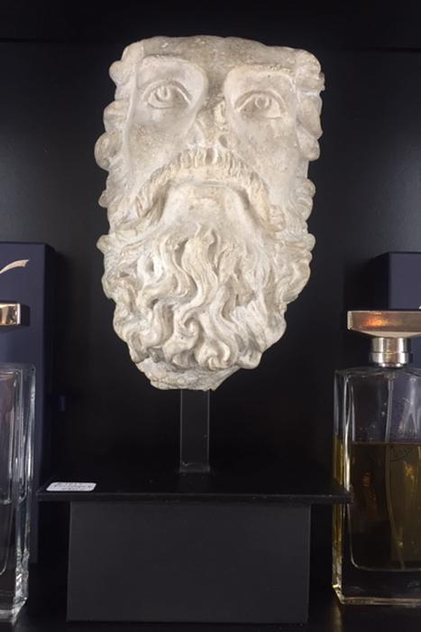 sculpture le philosophe