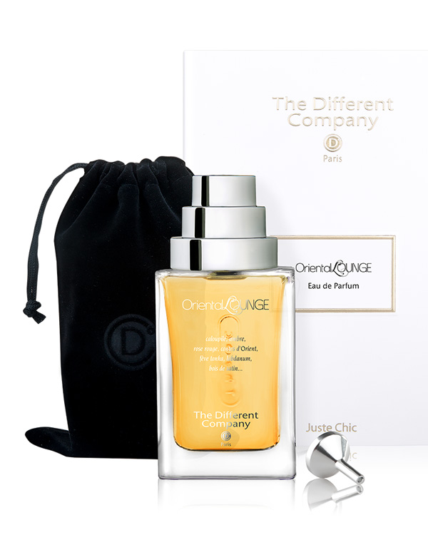 Parfum Oriental Lounge The different company