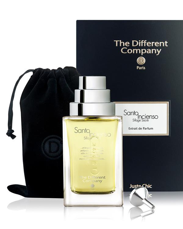 Parfum santo inciensio the different company
