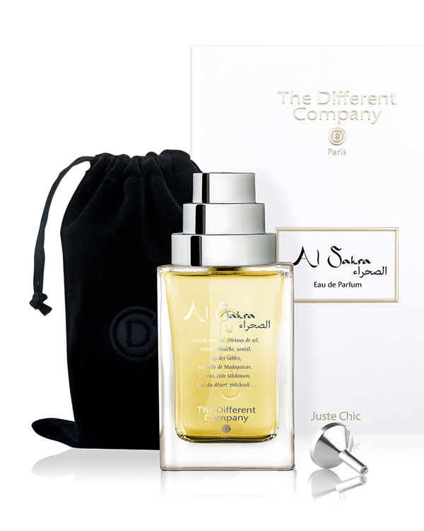 Parfum Al Sahra The Different company