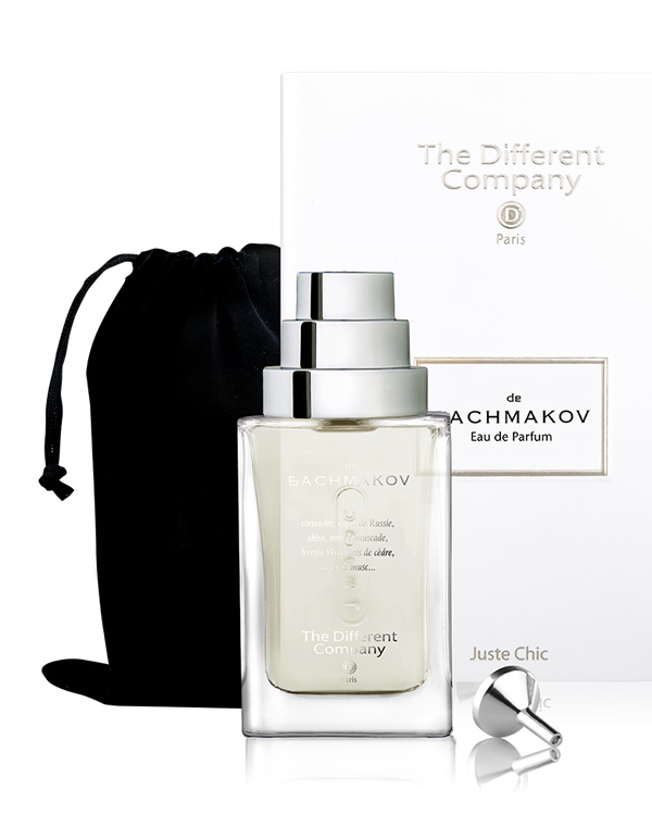 Parfum Bachamakov The Different Company
