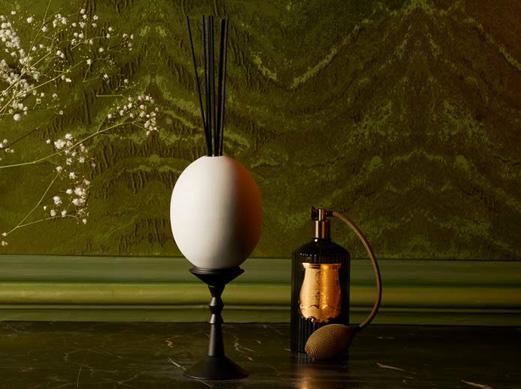 L'oeuf trudon diffuseur de parfum