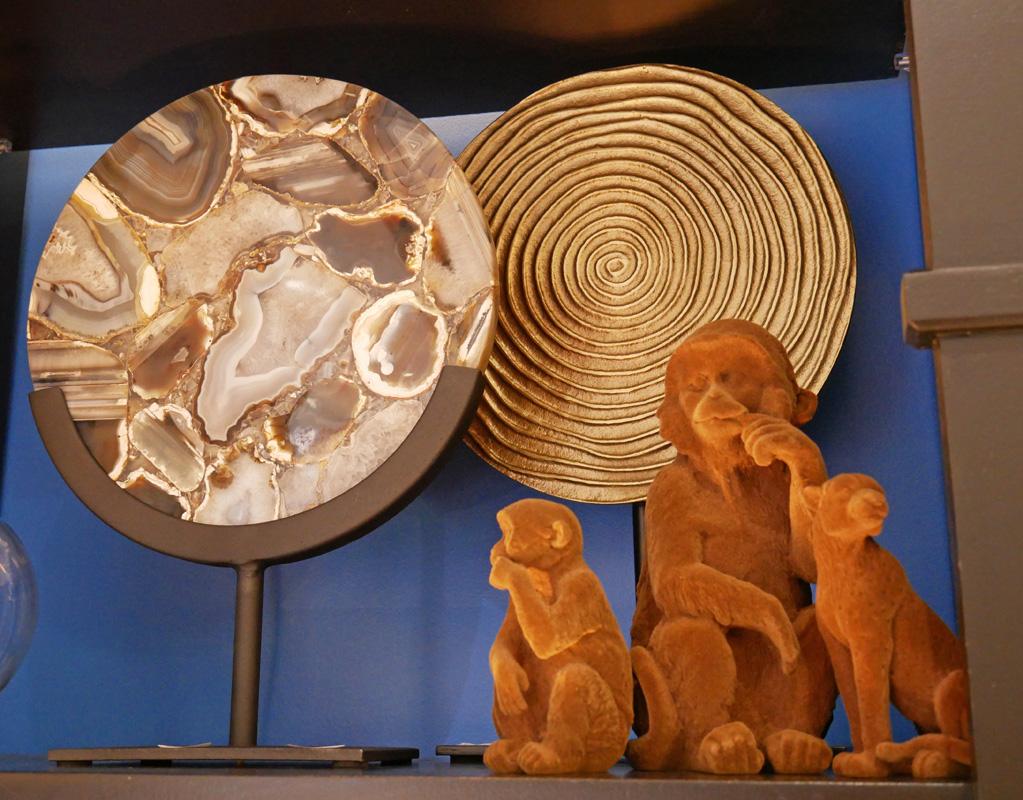 singes décoration la majestueuse bordeaux