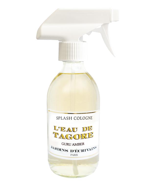 parfum eau de tagore splash cologne jardins d'érivain