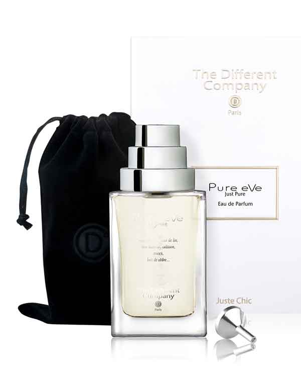 parfum pure eve the different company