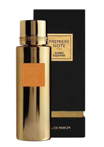 Parfum Ambre Kashmir Première Note