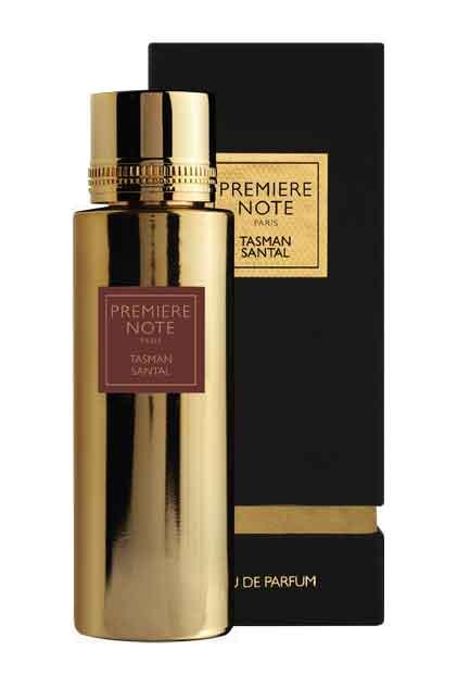 Parfum tasman santal Premiere note