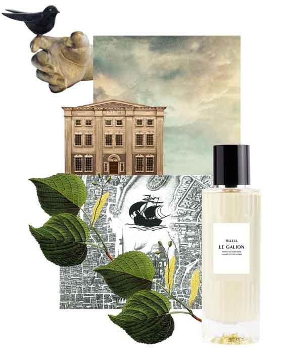 Parfum Tilleul Le galion Bordeaux