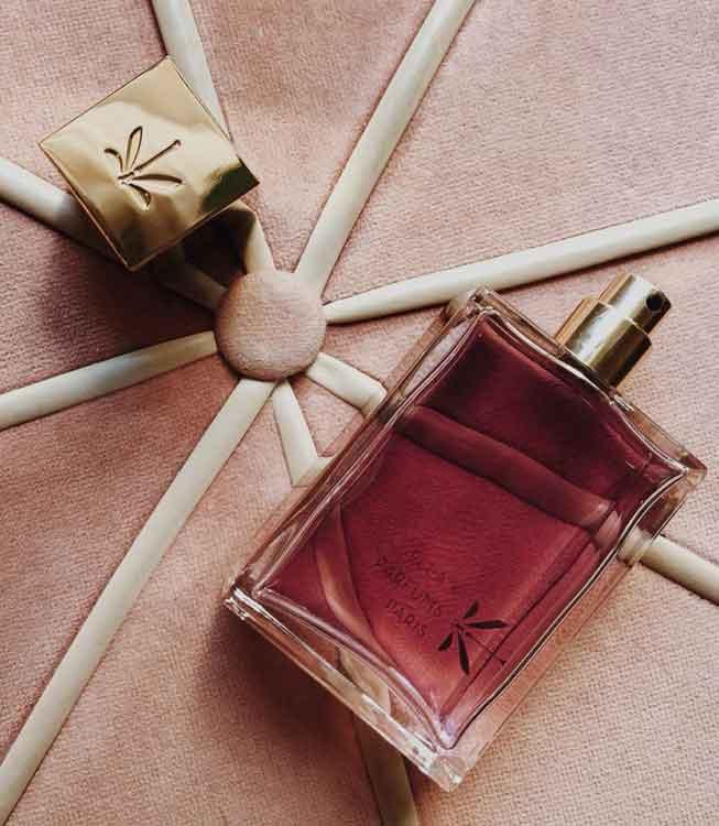 Parfum baiser de Florence Ella K