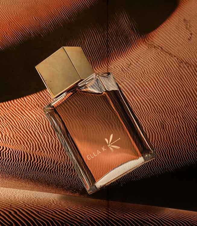 Parfum Cri du Kalahari Ella K