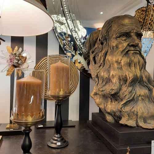 statue barbe