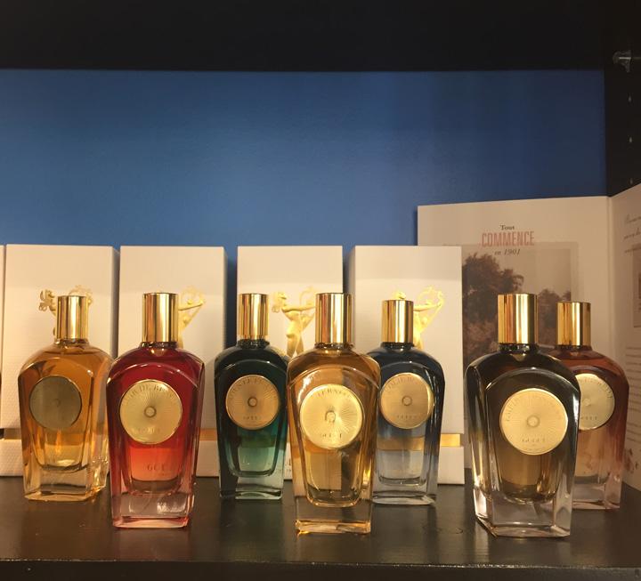 Parfums Maison Godet
