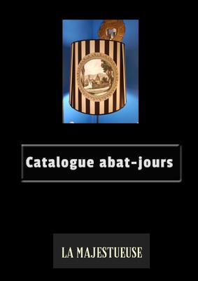Catalogue abat-jours La Majestueuse